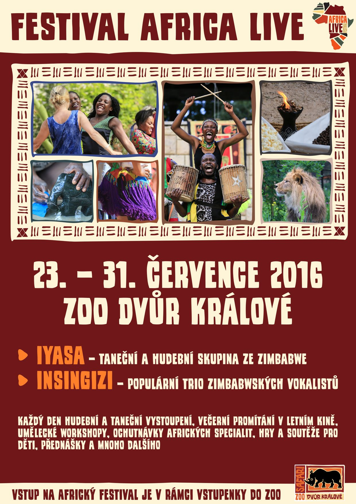 Festival Africa Live 2016