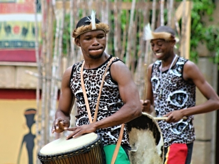 IYASA na africkém festivalu Africa Live 2017 v ZOO Dvůr Králové
