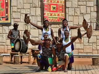 IYASA na festivalu Africa Live 2015 v ZOO Dvůr Králové