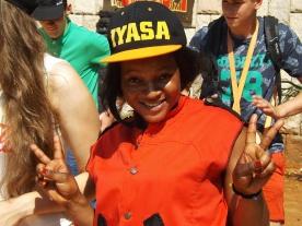 Cheryl Mabaya (c) IYASA.cz