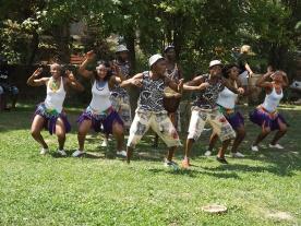 Druhý den festivalu Doteky Afriky 2014 (c) IYASA.cz