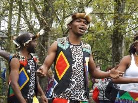 Thembinkosi Dube, Lameck Keswa (c) IYASA.cz