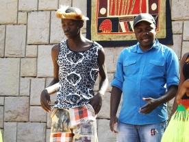 První den festivalu Doteky Afriky 2014 (c) IYASA.cz