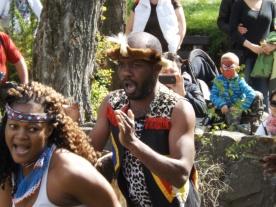 Thembinkosi Dube (c) IYASA.cz